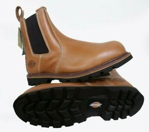 Dickies Fife II Boots *VARIOUS SIZES* Brown