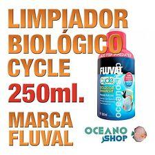 Realzador Biológico Bacterias Fluval (Cycle) - 250ml gran calidad acuario pecera