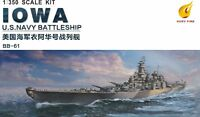 Very Fire VF350910 1/350 USS BB-61 Iowa Battleship