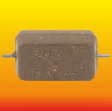 200 pF 500 V 5 % LOT OF 10 RUSSIAN MILITARY SILVER-MICA CAPACITORS KSO-2W КСО-2В