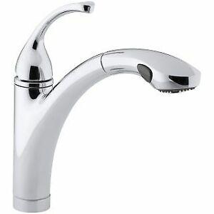 Kohler K-10433-CP - Kitchen Faucet