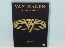 """*****DVD-VAN HALEN""""VIDEO HITS-Volume 1!-1999 Warner Music*****"""