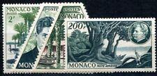 Monaco 1955 492-495 ** cachet impeccable 45 € (i1312