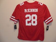Jerick McKinnon 49ers NFL Football Jersey Nike On Field Adult XL NWT