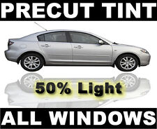 Mitsubishi Galant 2004-2012 PreCut Window Tint -Light 50% VLT Film