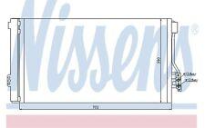 NISSENS Condensador, aire acondicionado MERCEDES-BENZ VITO VIANO 94674