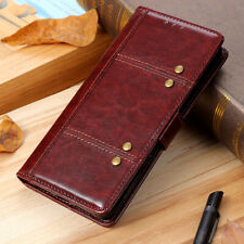 For ZTE nubia Red Magic 5G, Luxury Flexible Flip Leather Wallet Card Case Cover
