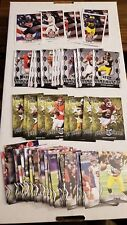 MAYFIELD/DARNOLD/ALLEN/ROSEN 2018 LEAF DRAFT COMPLETE 100 CARD ROOKIE LOT/SET!