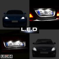 4 ampoules à LED pour feux de position, feux de plaque blanc Hyundai ix35 ix55