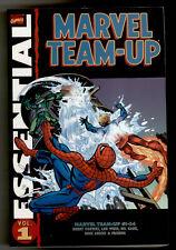 Marvel Essential Team-Up Volume 1 Spider-Man