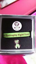 Congenital Myotonic Dystrophy Charity Wristband - GREAT Quality -CMMD.UK -CureDM
