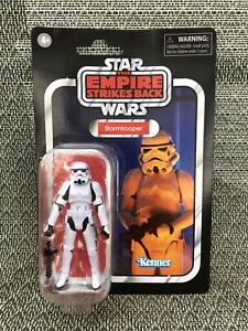 Stormtrooper ESB Card Carbon Freezing Chamber VINTAGE Collection Star Wars MONMC