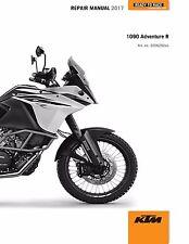 KTM Service Workshop Shop Repair Manual Book 2017 1090 Adventure R