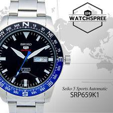 Seiko 5 Sport Automatic Watch SRP659K1