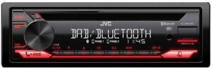 JVC KD-DB622BT 1-DIN Autoradio mit Bluetooth CD USB AUX DAB+