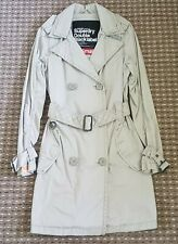 Superdry Women's Trench Coat - size XS, vgc