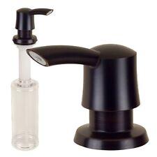 Kitchen Sink Faucet Soap Pump Dispenser - Oil Rubbed Bronze
