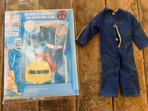 Vintage 1976 Hasbro GI Joe Adventure Team # 7345 Aerial Recon Action Outfit