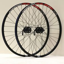 "27.5"" (650b) Wheelset Shimano Deore XT Disc on Ambrosio Pulse Disk (584x19)"
