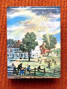 Little Men 1979 Hardcover Printing Alcott Vintage Book Retro Classics K1