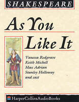 As You Like it: Complete & Unabridged: Performed by Vanessa Redgrave,##