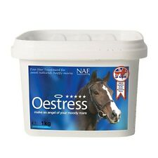 NAF OESTRESS SUPPLEMENT MOODY MARE CALM POWDER 1KG PROFESSIONAL WORLDWIDE SHIP
