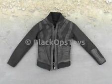 1/6 Scale Star Ace Katniss Everdeen from Hunger Games Female Black Combat Jacket