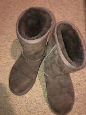 UGG Boots Size 37 Dark Brown