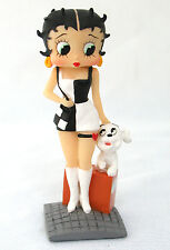 "Betty Boop 'Swinging Sixties' Resin Figurine approx 6"". 9028"