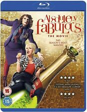 Absolutely fabulous: the movie [Blu-ray] [2017]  Brand new and sealed