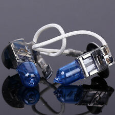 H3 12V 55w 6000K Car Auto Xenon Halogen Head Light Bulb Blue Ultra Bright 2PCS