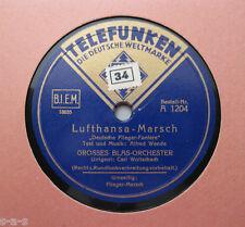Blas Orchester Carl Woitschach - Lufthansa Marsch ~ Deutsche Flieger Fanfare