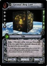 Star Trek CCG 2E Call To Arms Locutus' Borg Cube 3R200