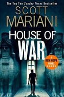 House of War by Scott Mariani 9780008235987 | Brand New | Free UK Shipping