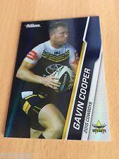 2015 NRL Traders Base Card (31) Gavin COOPER North Queensland Cowboys