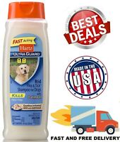 FLEA AND TICK SHAMPOO FOR DOGS Provide Soothing Relief from Itchy Irritated Skin