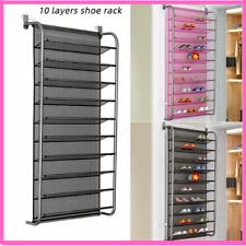 Hanging Shoe Rack Organizer Storage Door Over Closet Hanger Wall Mounted Shelf