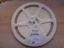 30pF 0603 50 volt Ceramic Capacitor  5%  1 full reel - 10000 pieces     Z837