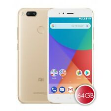 Movil Xiaomi mi A1 4GB 64GB dorado Pgk02-a0017154