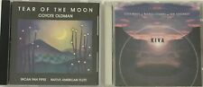 Lot Of 2 Cds. Tear Of The Moon, Coyote Oldman & Kiva, Steve Roach