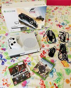 Xbox One S 1tb Bianco