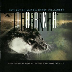 ANTHONY PHILLIPS & HARRY WILLIAMSON TARKA CD NEW SEALED