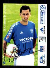 Nico van Kerckhoven Autogrammkarte FC Schalke 04 2002-03 Original Signi+A 132756