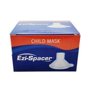 Ezi-Spacer Child Mask Improves Delivery of Inhaled Medication Latex Free