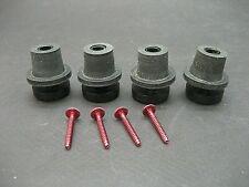 Technics SL-QX300 ~ Repair Parts ~ Isolation Feet x 4pcs Foot