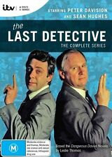 The Last Detective  - Complete Series (DVD, 2014, 8-Disc Set) New, Genuine D178