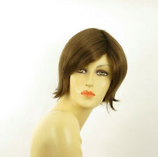 women short wig golden light brown MARINA 12