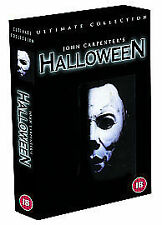 Halloween Ultimate Collection -   6 Film DVD Set (Used)