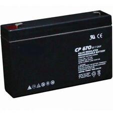 6 Volt 7AH Rechargable Battery 6V 7AH