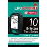Genuine Lifesmart Blood ß-Ketone 10 Strips + 1 Code Strip 2TwoPlus for LS-946